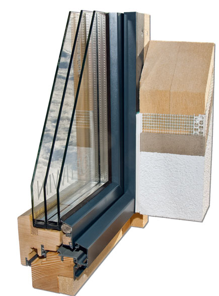 Alu2Wood Window
